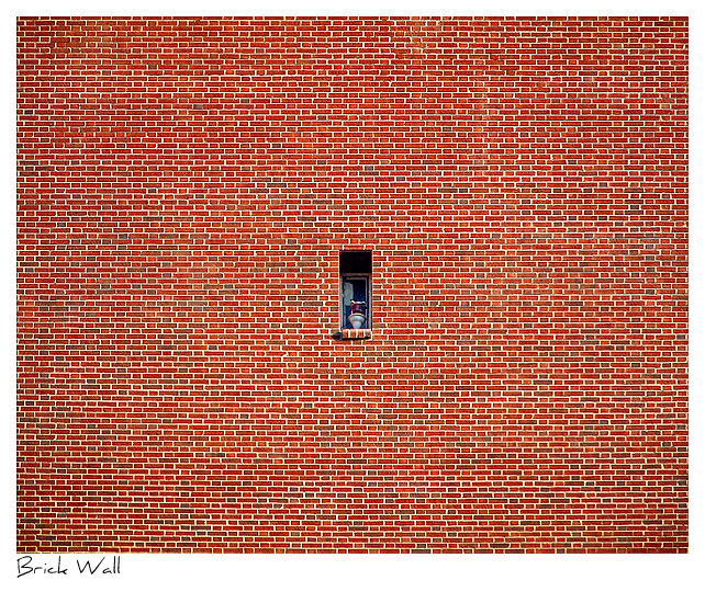 Click to purchase: Brick Wall
