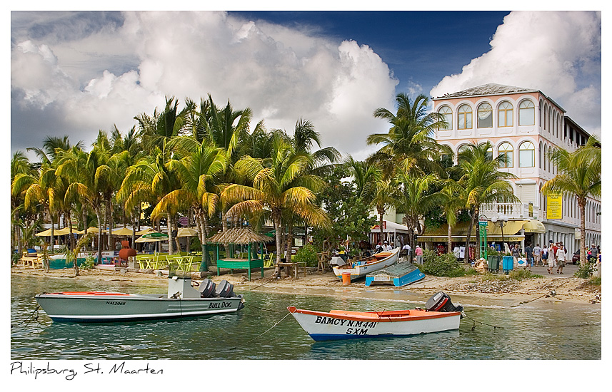 Click to purchase: Philipsburg, St. Maarten