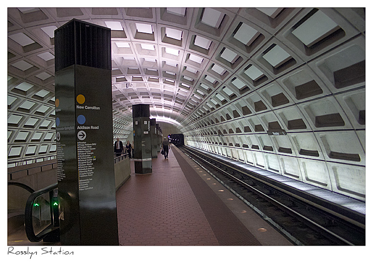 Click to purchase: Rosslyn Station