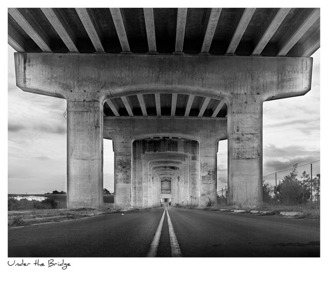 Click to purchase: Under the Bridge