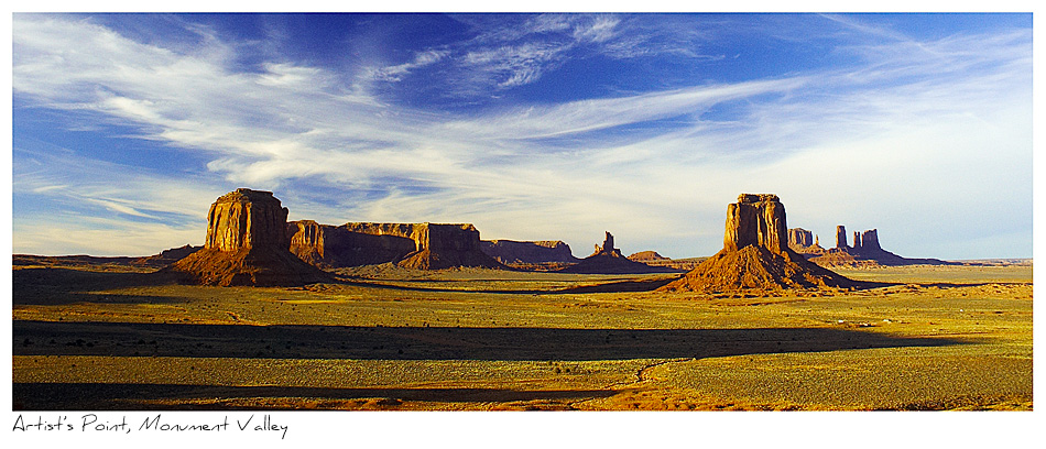 Click to purchase: Artist's Point, Monument Valley