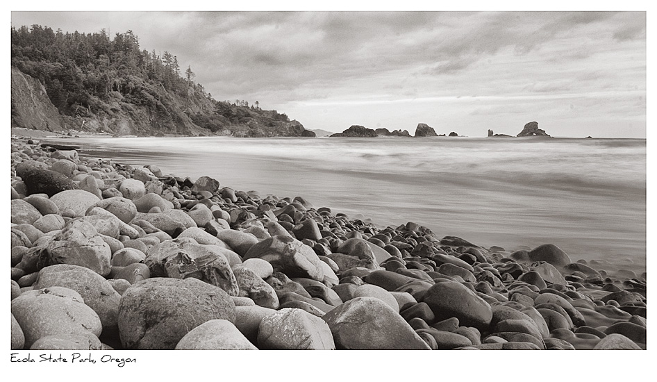 Click to purchase: Ecola State Park