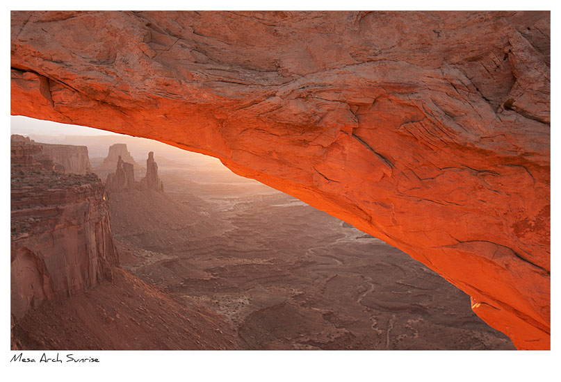 Click to purchase: Mesa Arch Sunrise