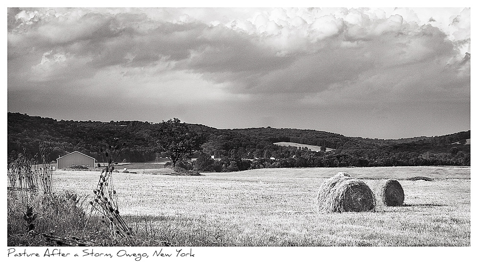 Click to purchase: Pastoral Scene Near Owego