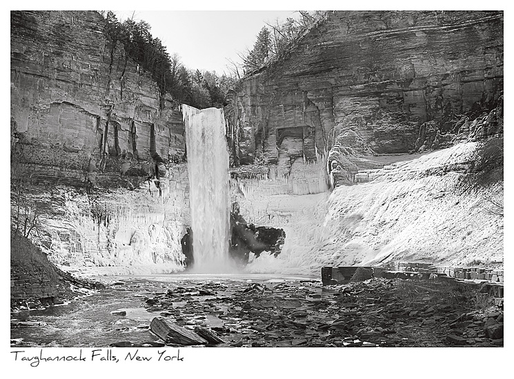 Click to purchase: Taughannock Falls and Gorge