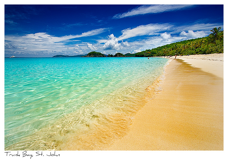 Click to purchase: Trunk Bay, St. John, U.S.V.I.