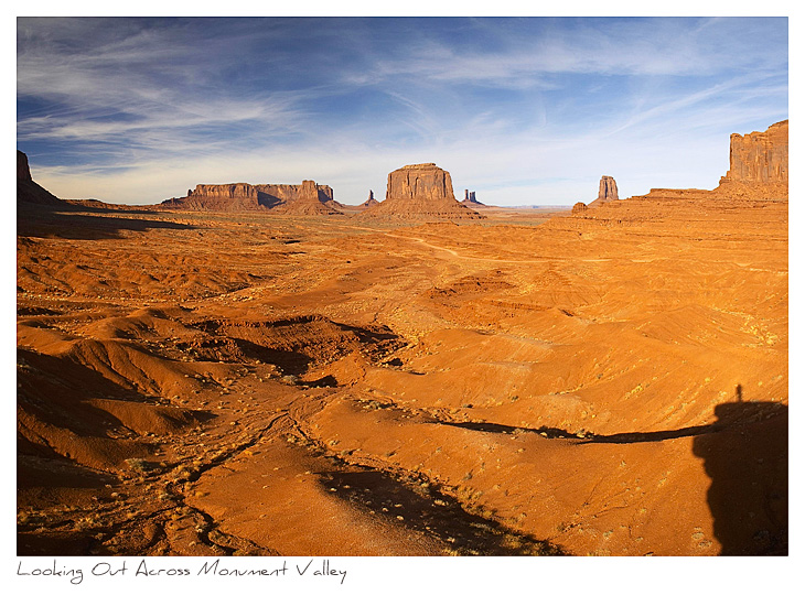 Click to purchase: Looking Out Across Monument Valley